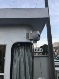 南大塚駅南口自転車駐車場防犯カメラ2